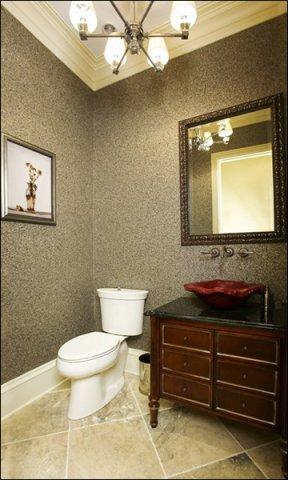 Custom Built Bathroom Peachtree Battle