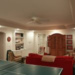 Atlanta Custom Basement Design